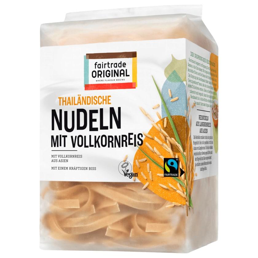 Fairtrade Original Bio Nudeln aus Naturreis vegan 225g