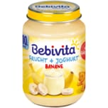 Bebivita Joghurt & Frucht Banane 190g