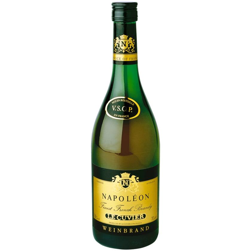 Napoléon Französischer Weinbrand Le Cuvier 0,7l
