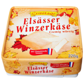 Ermitage Elsässer Winzerkäse 220g