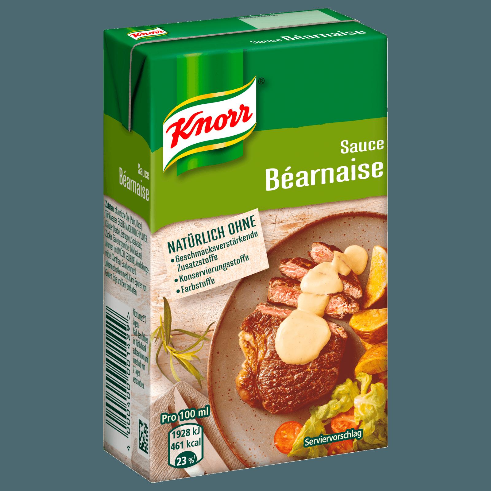 Knorr Sauce Béarnaise 250ml bei REWE online bestellen!