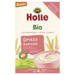 Demeter Holle Bio Vollkorngetreidebrei Griess Semoule nach dem 4. Monat 250g