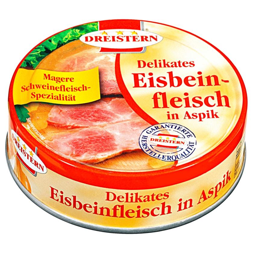 Dreistern Delikates Eisbeinfleisch in Aspik 200g