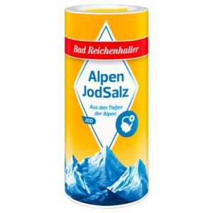 Bad Reichenhaller Marken-Jodsalz Dose 500g