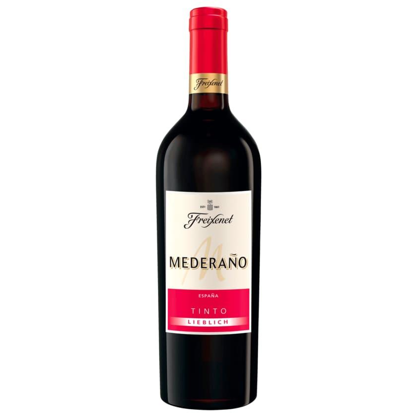 Freixenet Rotwein Mederano Tinto lieblich 0,75l