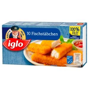 Iglo Fischstäbchen 300g, 10 Stück