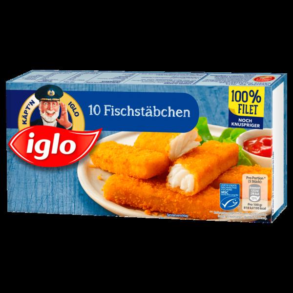 Iglo Fischstäbchen 300g, 10 Stück bei REWE online bestellen!