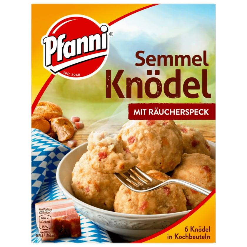 Pfanni Semmel Knödel mit Räucherspeck 200g