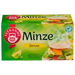 Teekanne Minze-Zitrone 30g, 20 Beutel