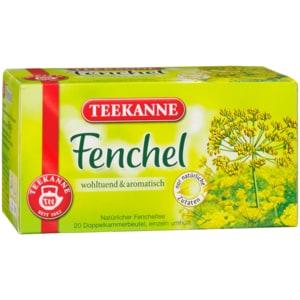 Teekanne Fenchel 60g, 20 Beutel