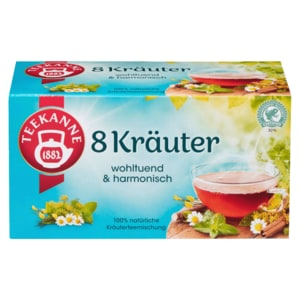 Teekanne Kräuter-Genuss 40g, 20 Beutel