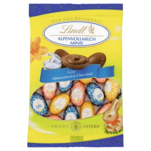 Lindt Alpenmilch Mini-Eier 100g