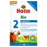 Holle Bio Folgemilch 2 600g