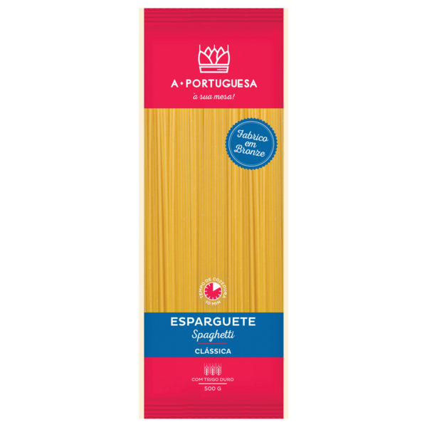 A Portuguesa à sua mesa Spaghetti 500g