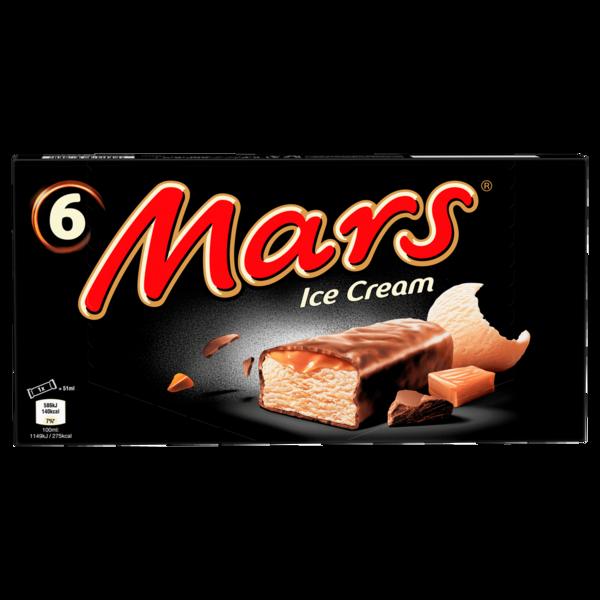 Mars Ice Cream 6x51ml