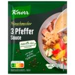 Knorr Feinschmecker 3 Pfeffer Soße 250 ml