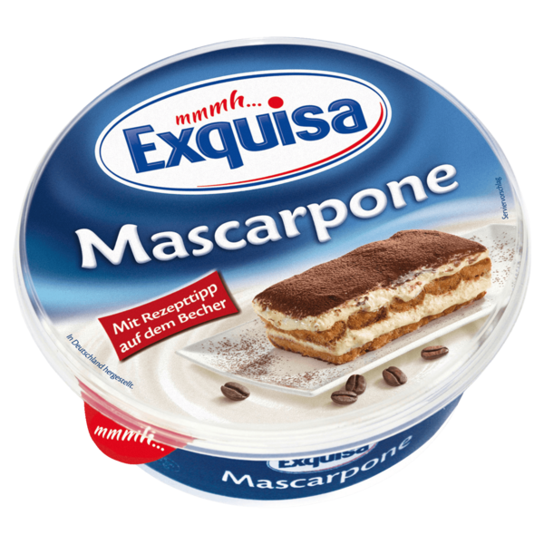 Exquisa Mascarpone 250g