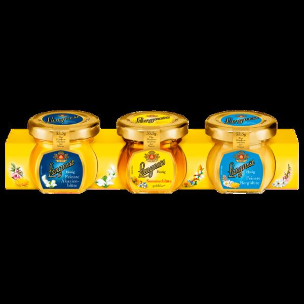 Langnese Mini Imker-Spezialitäten 3x33,3g