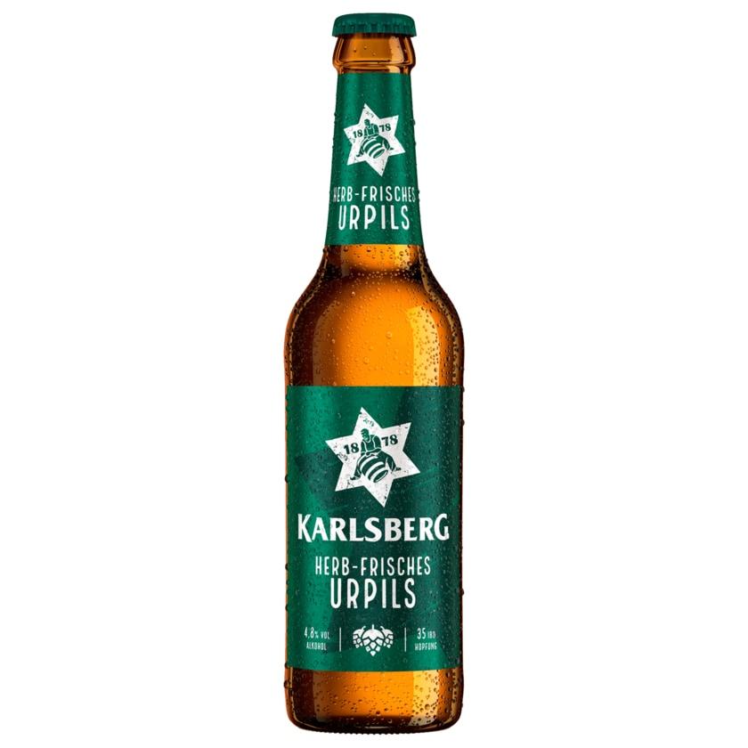 Karlsberg Brauerei Urpils 0,33l