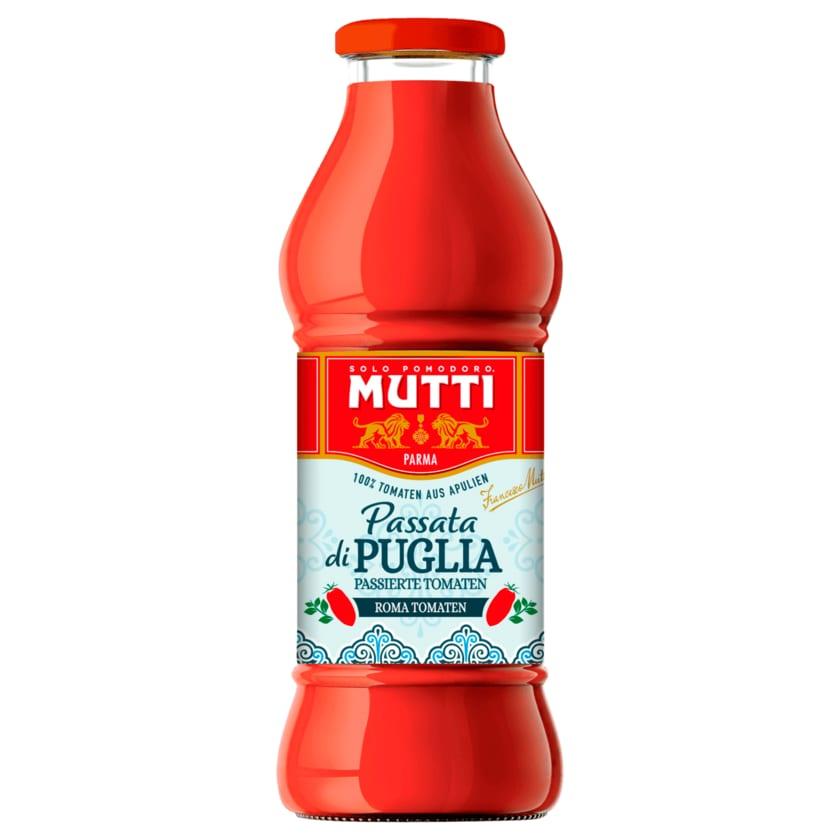 Mutti Passierte Tomaten Roma Tomaten 400g