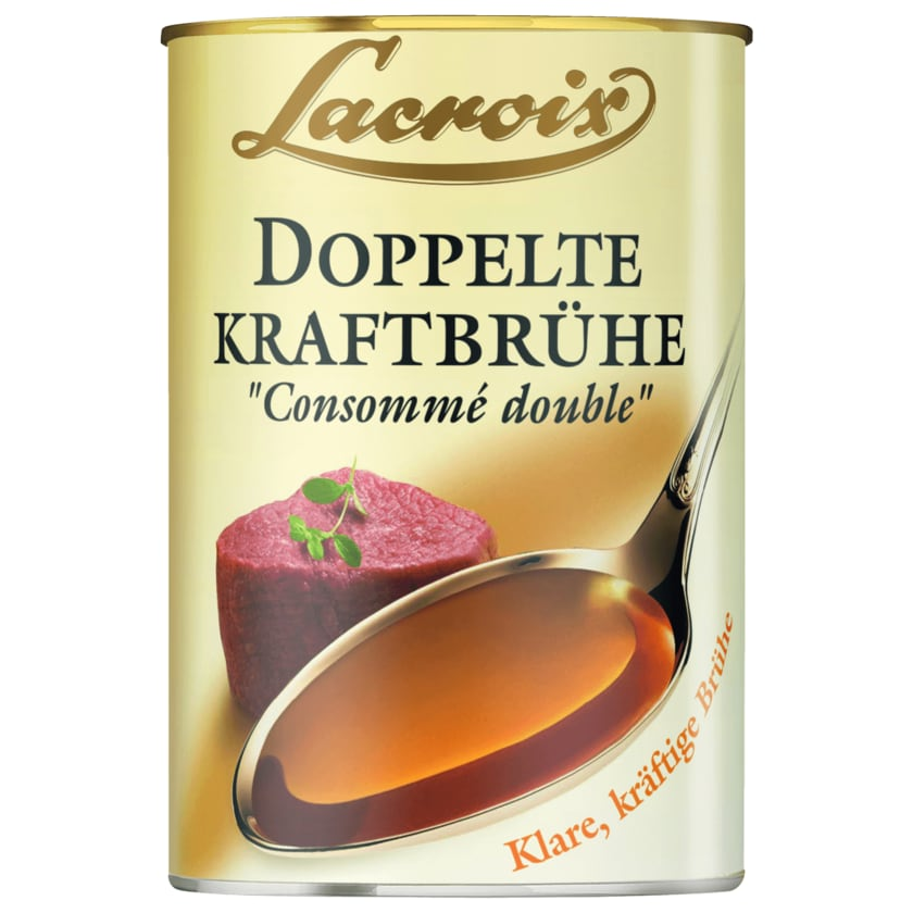 Lacroix Doppelte Kraftbrühe 400ml