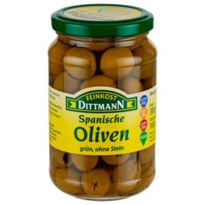 Feinkost Dittmann Oliven grün 160g