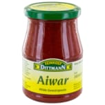 Feinkost Dittmann Aiwar mild Gewürzpaste 370ml