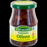 Feinkost Dittmann Kalamata-Oliven schwarz mit Stein 200g