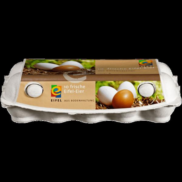 Eifel-Eier Bodenhaltung 10 Stück