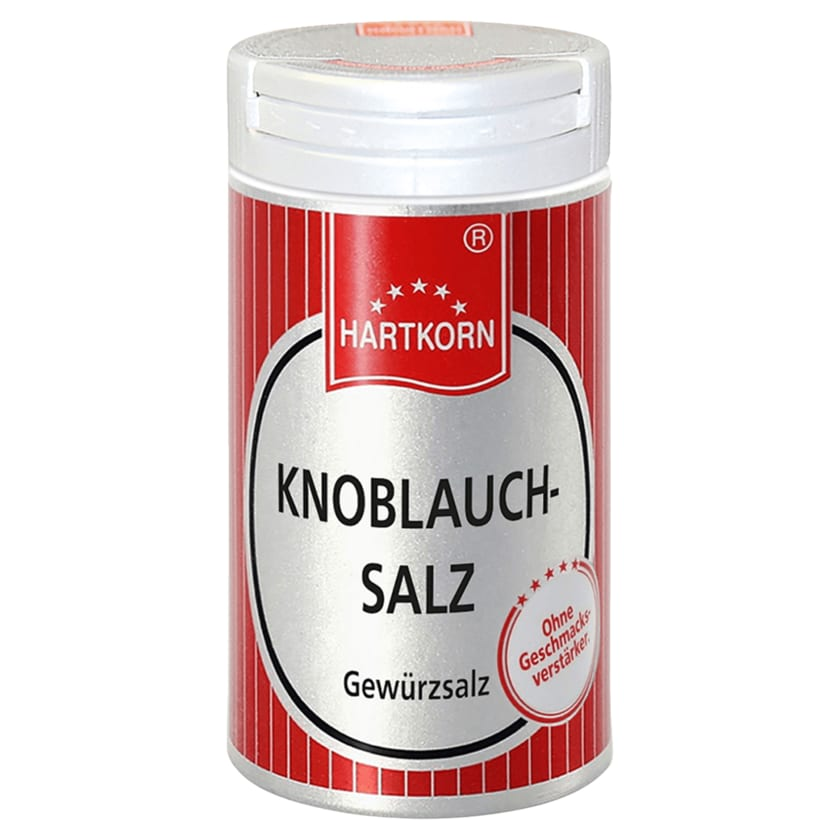 Hartkorn Knoblauch-Salz 63g