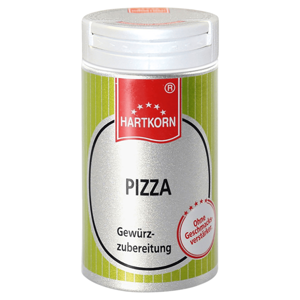 Hartkorn Pizza Gewürzzubereitung 14g