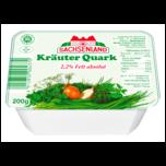 Sachsenland Kräuterquark 2,2% Fett 200g