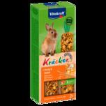 Vitakraft Kräcker + Honig & Dinkel für Zwergkaninchen 2 Stück