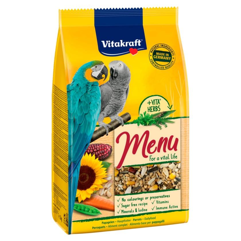 Vitakraft Menü Vital Papagei 1kg