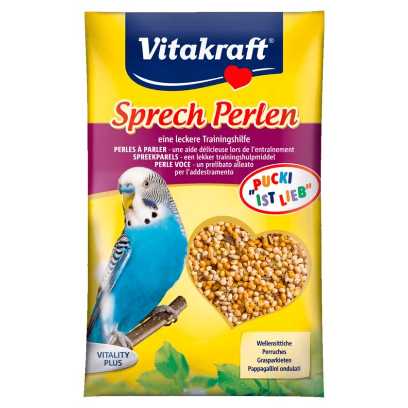 Vitakraft Sprech-Perlen Sittich 20g