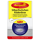 Aeroxon Silberfischchen-Köderdose
