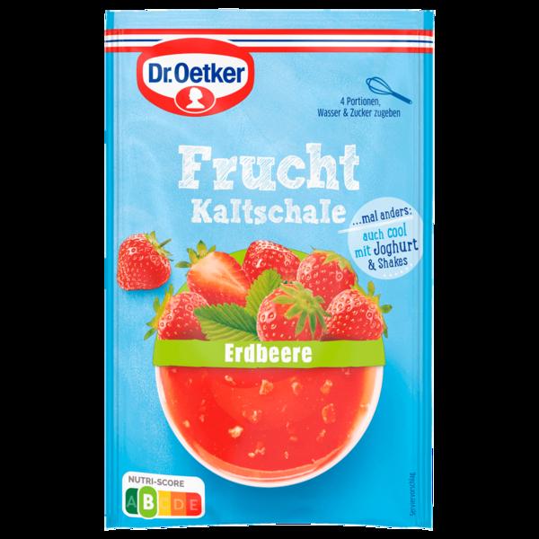 Dr. Oetker Kaltschale Erdbeere 52g