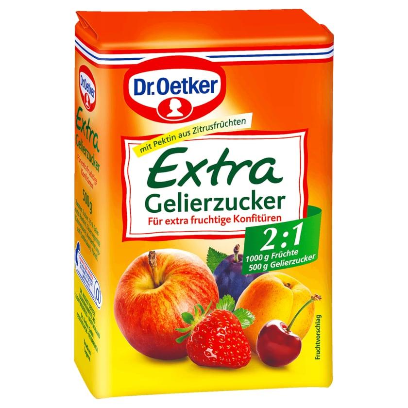 Dr. Oetker Extra Gelier-Zucker 2:1 500g