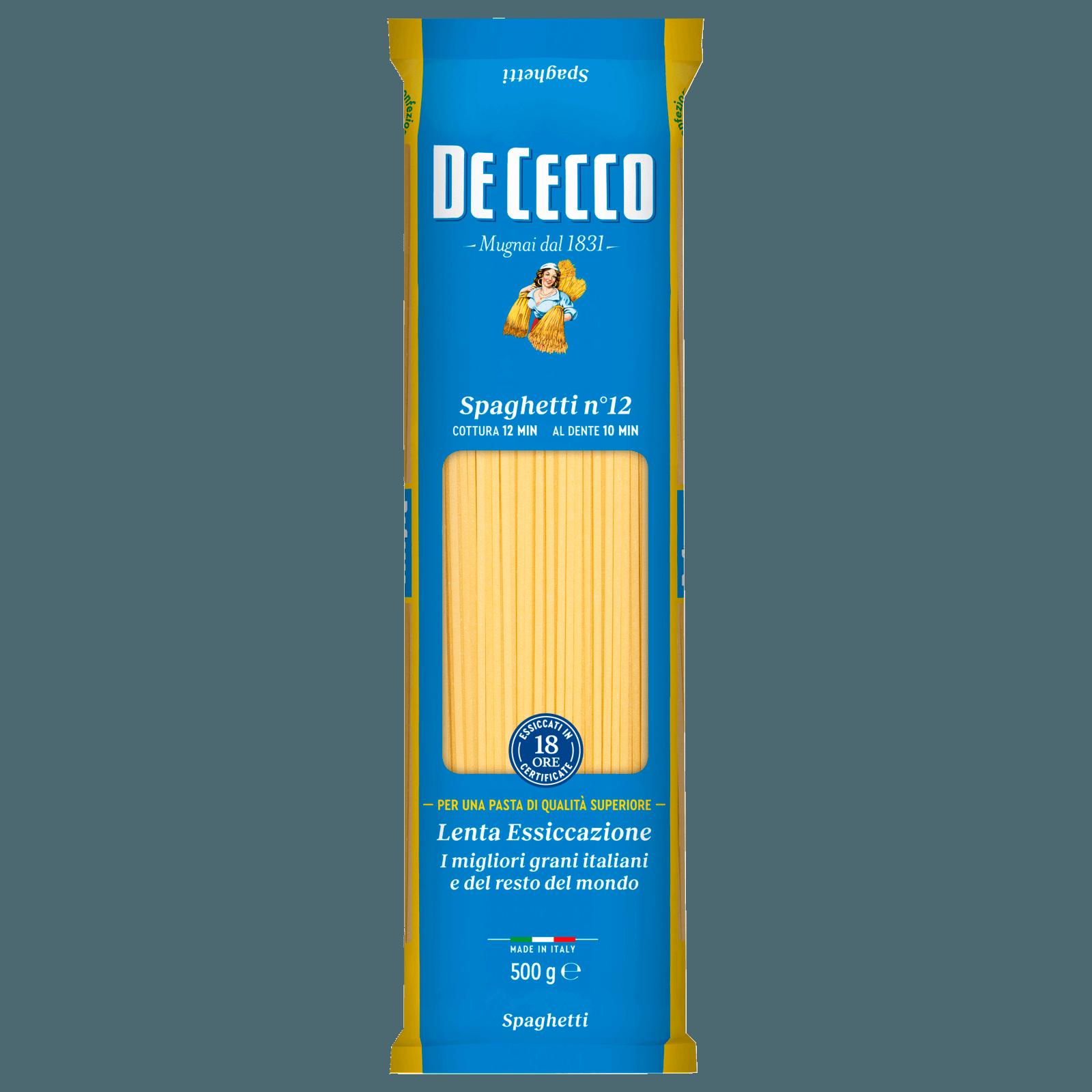 De Cecco Spaghetti 500g