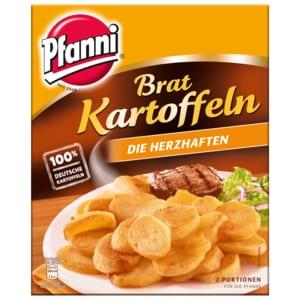 Pfanni Bratkartoffeln die Herzhaften 400g