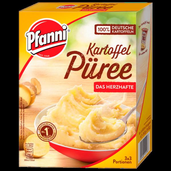 Pfanni Kartoffel Püree Herzhaft 3x500ml