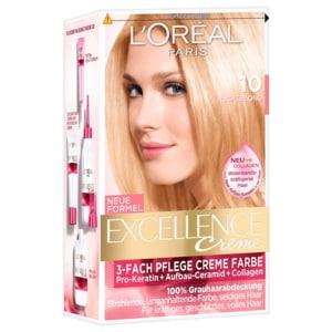 L'Oréal Paris Excellence 10 Lichtblond