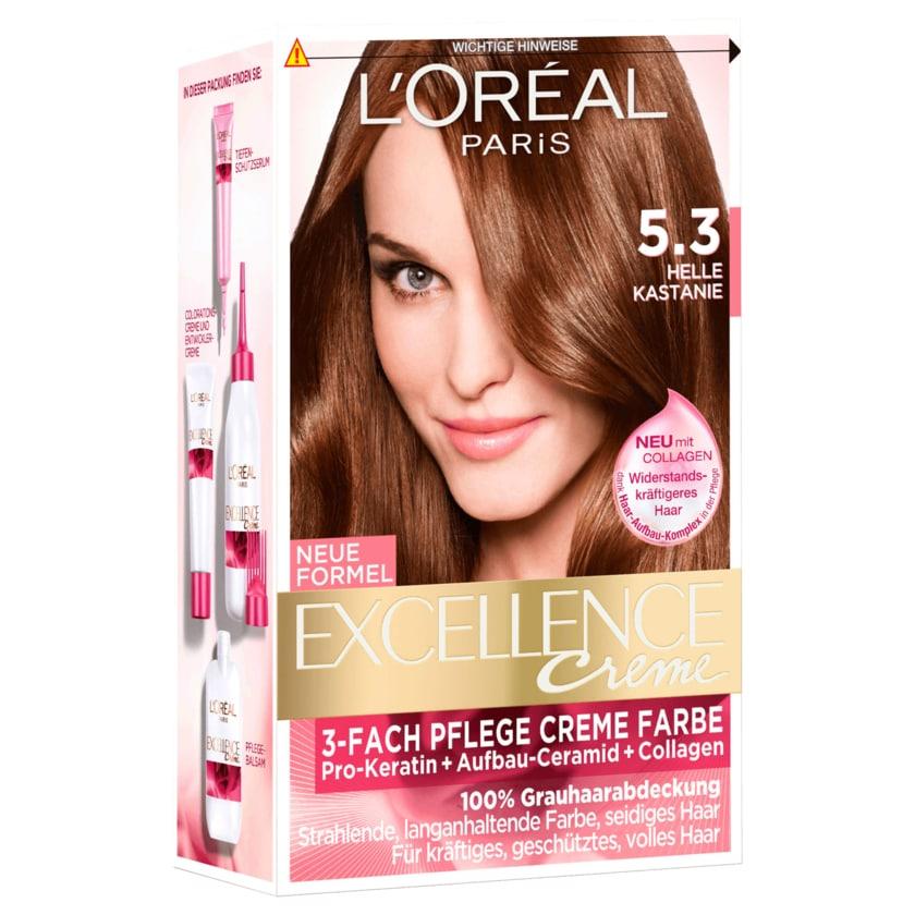 L'Oréal Paris Excellence 5.3 helle Kastanie