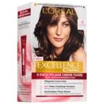 L'Oréal Paris Excellence 4 Mittelbraun