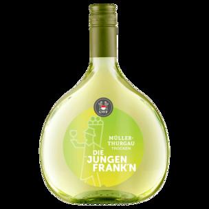 GWF die jungen Frank'n Weißwein 0,75l