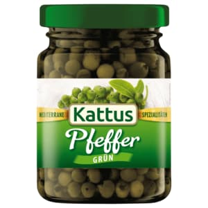 Kattus Grüner Pfeffer 65g