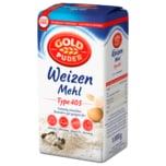 Goldpuder Weizenmehl Typ 405 1kg