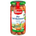 Meica Bio-Saft-Bockwurst 180g, 6 Stück