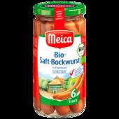 Meica Bio-Saft-Bockwurst 180g