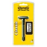 Wilkinson Sword Classic Präzisionsrasierer + 5 Klingen